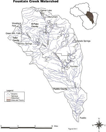Watershed Map